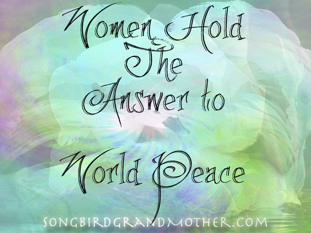 women-hold-the-answer-to-world-peace